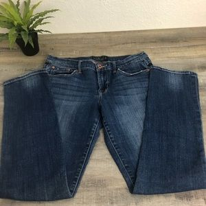 Lucky Brand Sweet N Straight Jeans Size 8